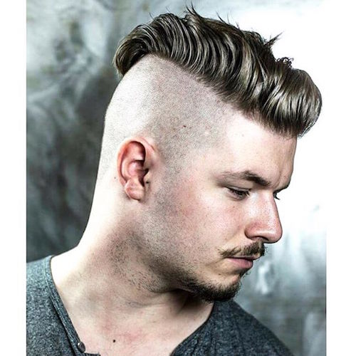 braidbarbers undercut Top_trimmed textured for a loose natural slick back