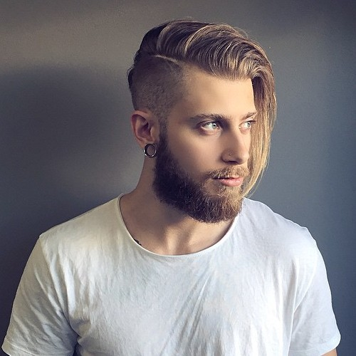mens hairstyles over 50 : Undercut Men on Pinterest Long Undercut, Mens Undercut Hairstyle ...