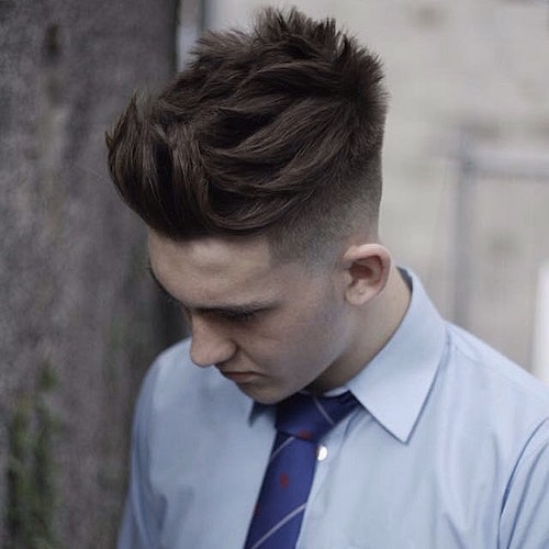 Strange 35 Men39S Hairstyles And Haircuts For Fall 2015 Hairstyle Inspiration Daily Dogsangcom