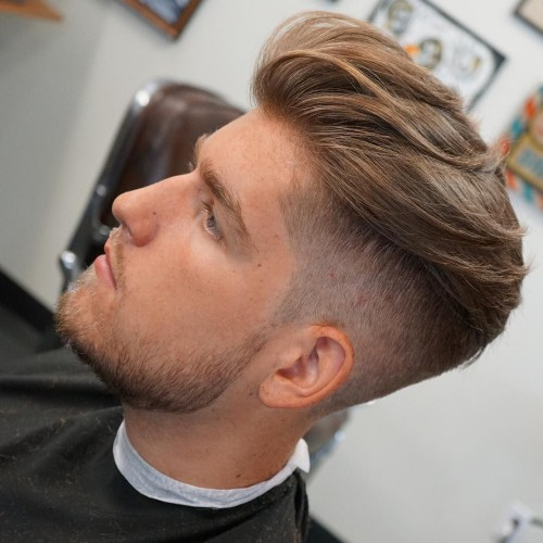 35 Men S Hairstyles And Haircuts