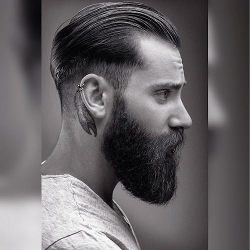 Peachy 22 Cool Beards And Hairstyles For Men Short Hairstyles Gunalazisus