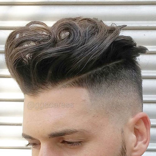 ggsoaress quiff disconnected undercut