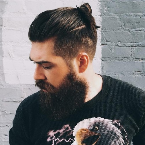 man buns right or wrong girlsaskguys. Black Bedroom Furniture Sets. Home Design Ideas