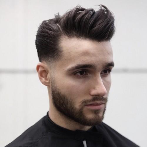 Neat But Messy Medium Length Hair