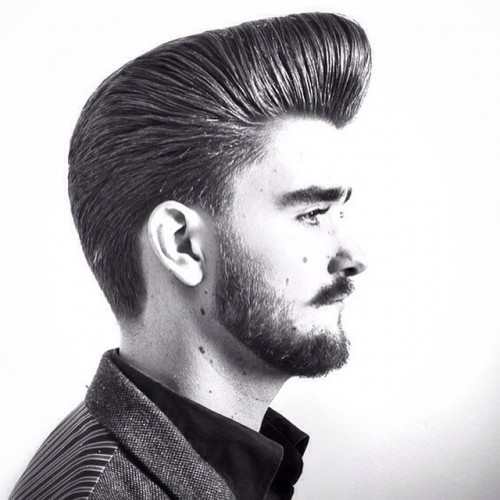 Surprising 30 Pompadour Haircuts Hairstyles Short Hairstyles Gunalazisus
