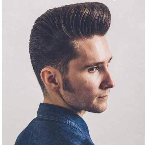 Pompadour Haircuts Hairstyles