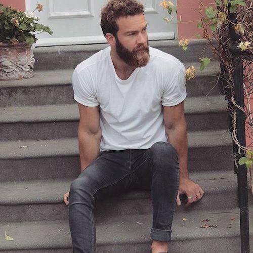 Amazing 22 Cool Beards And Hairstyles For Men Short Hairstyles Gunalazisus