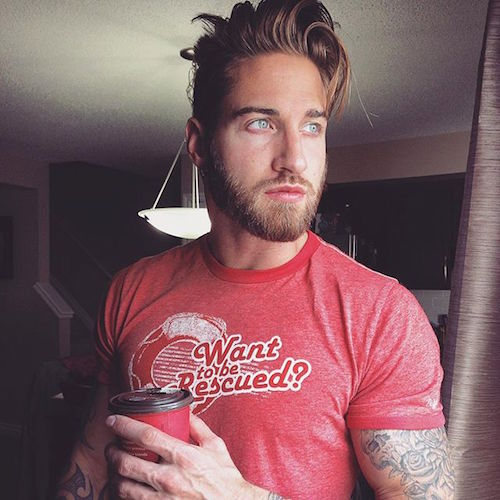 Surprising 22 Cool Beards And Hairstyles For Men Short Hairstyles Gunalazisus
