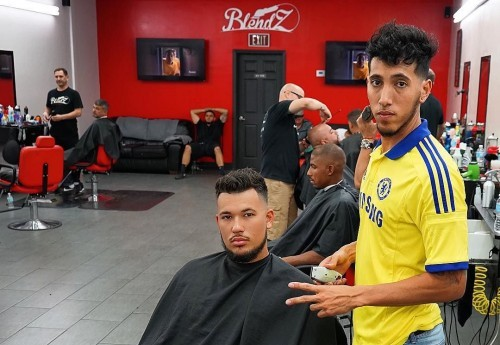 Blendz Barber Miami-