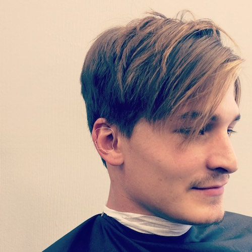 Excellent Fall 2015 Men39S Hairstyle Trends Longer Natural Looking Short Hairstyles Gunalazisus