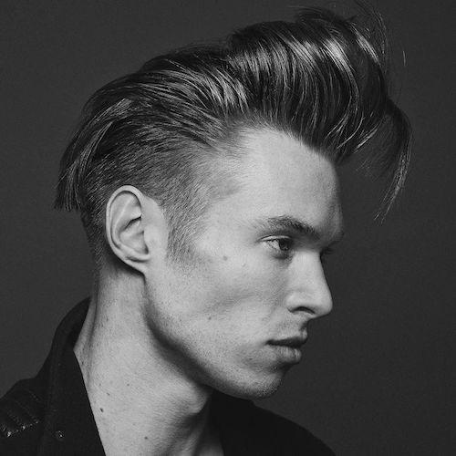 Pleasant Fall 2015 Men39S Hairstyle Trends Longer Natural Looking Short Hairstyles Gunalazisus
