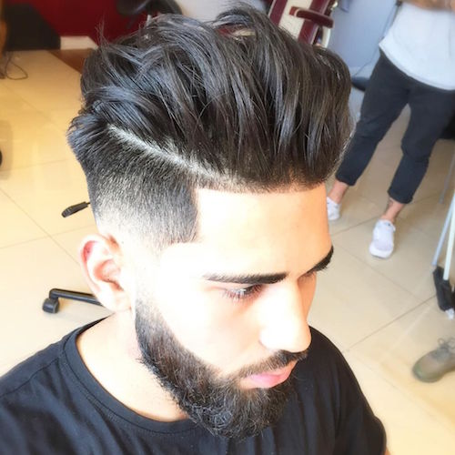 Fall 2015 Men S Hairstyle Trends Longer Natural Looking