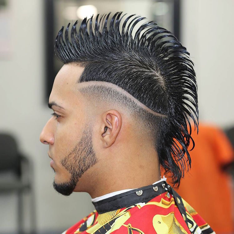 beboprbarber_and_Mohawk with surgical hard part