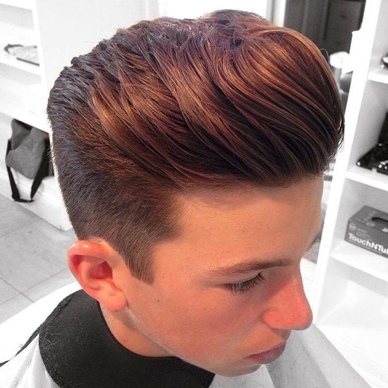 Sensational 49 New Hairstyles For Men For 2016 Short Hairstyles Gunalazisus