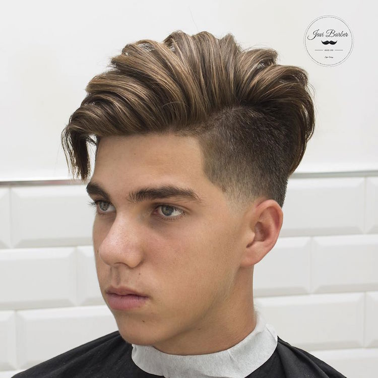 Astounding 71 Cool Men39S Hairstyles To Get Right Now Hairstyles For Women Draintrainus
