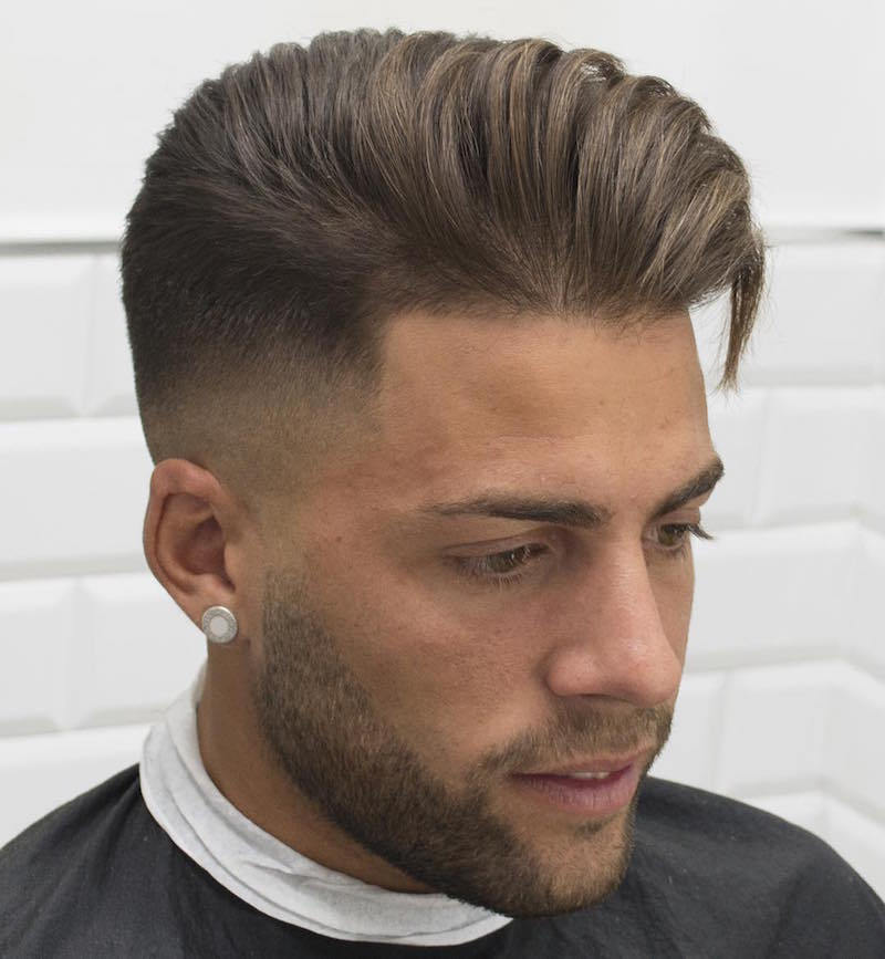 Stupendous 49 New Hairstyles For Men For 2016 Hairstyles For Women Draintrainus