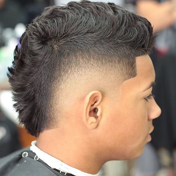 Hairstyle Zero Cut Photo Ideas With Hair Dye Out Of Skin Also Picture ...