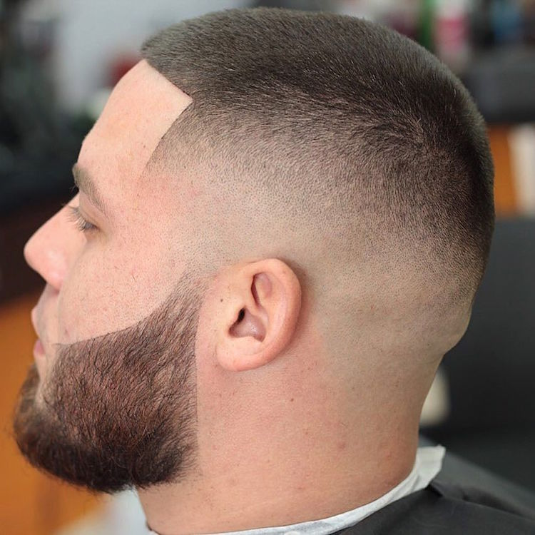 jncuts_and super clean fade short hair