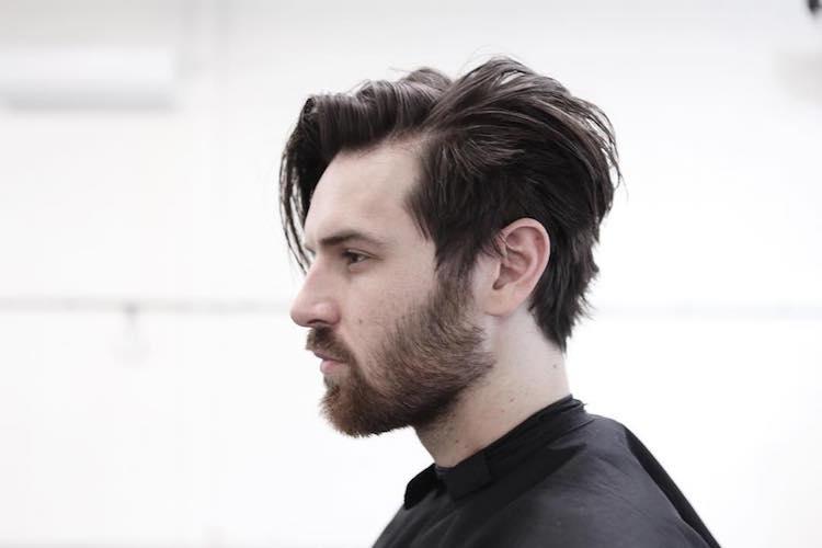 morrismotley_and longer hair haircut Tunsori 2016 pentru barbati. Coafura Pompadour continua Tunsori 2016 pentru barbati. Coafura Pompadour continua morrismotley and longer hair haircut