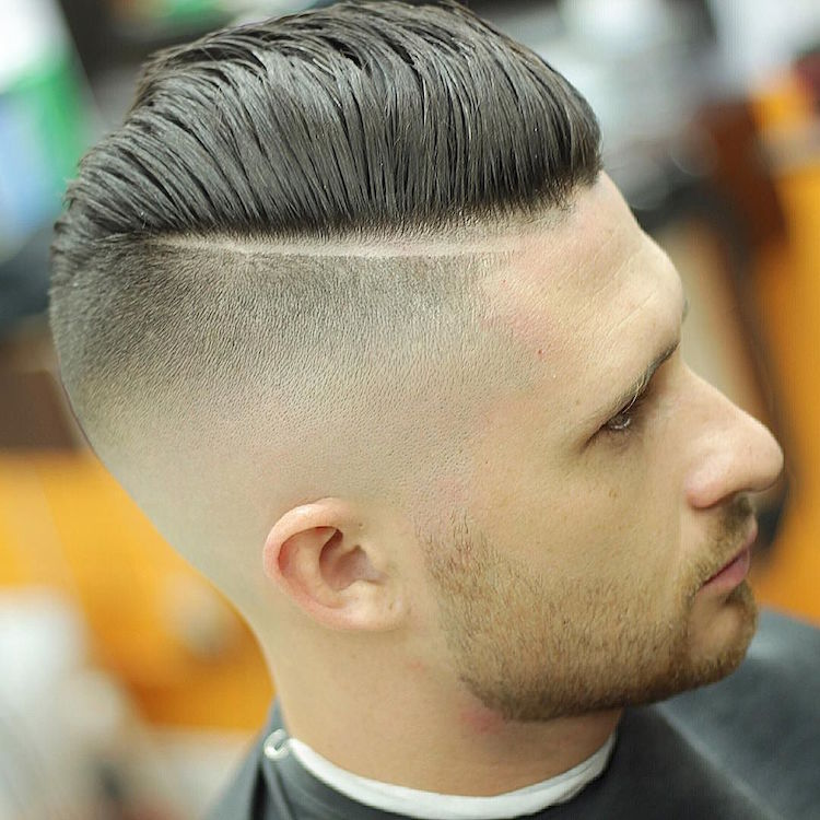 High And Tight Haircut, Military
