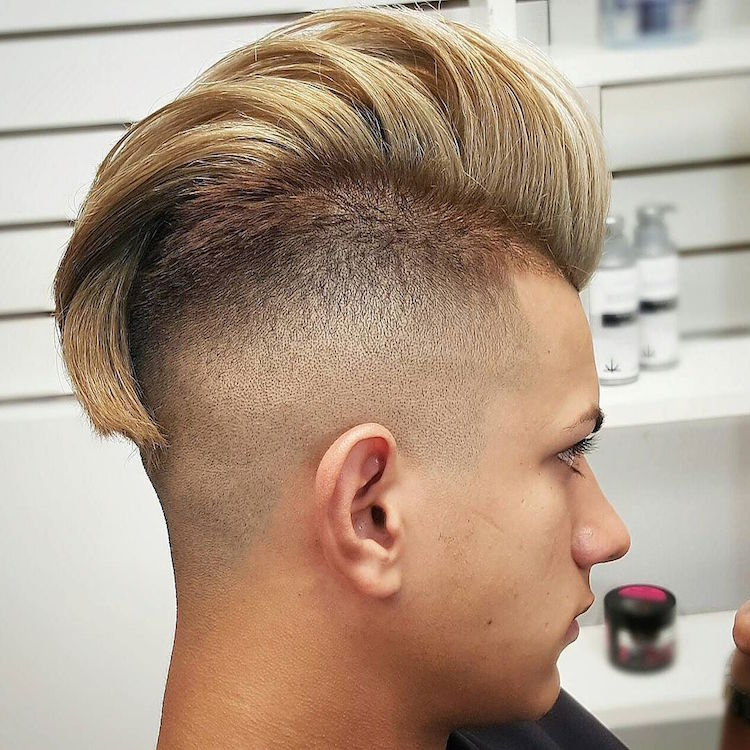 sky_salon_and_long hair loose pomadour