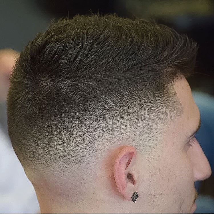thebarberpost_and_classic short haircut