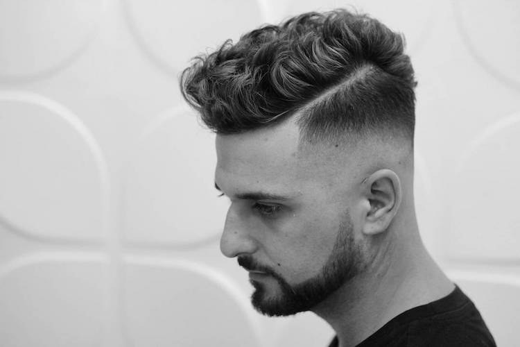 Mens Hairstyles 2015 Undercut Quiff Picture Ideas With Male European ...