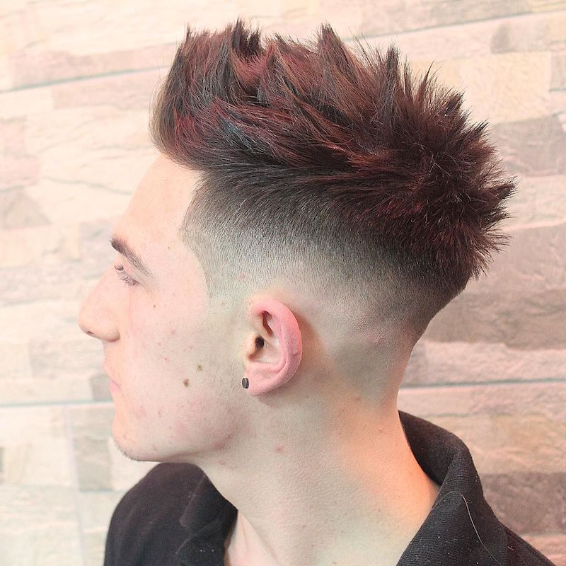 faded hair styles 45 top haircut styles for 6863