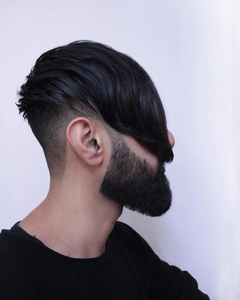 long hair trim styles 45 top haircut styles for 2878 | nayqueenoffades modutch85 and haircut beard trim styling mokumbarbers