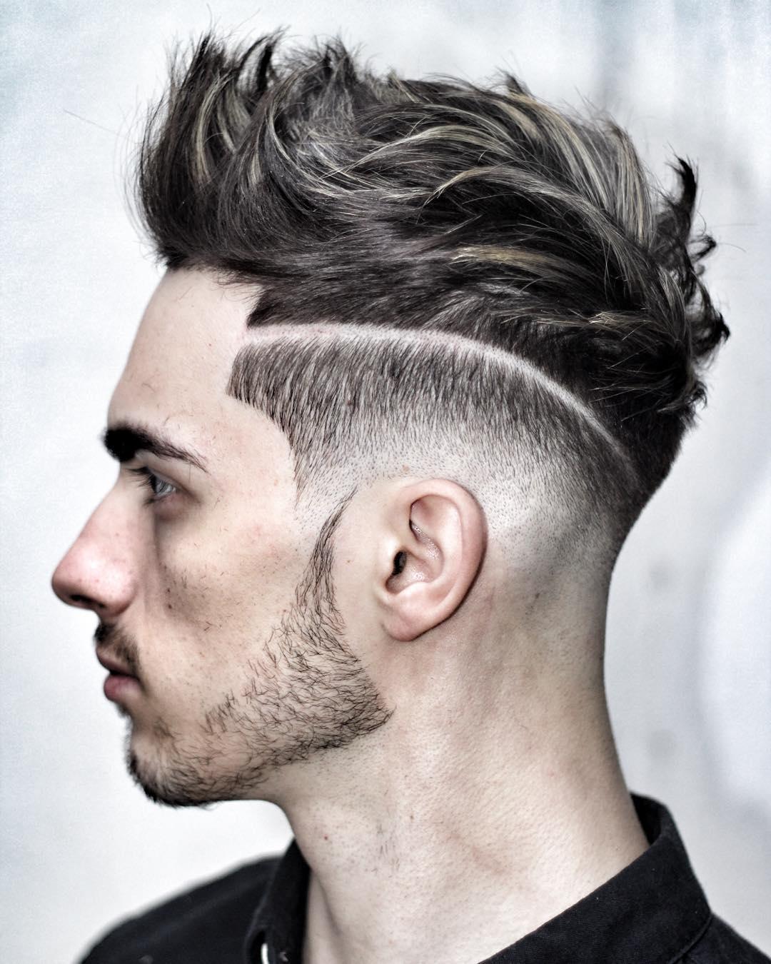 Surprising Short Hair Hairstyles And Haircuts For Men 2017 Short Hairstyles Gunalazisus