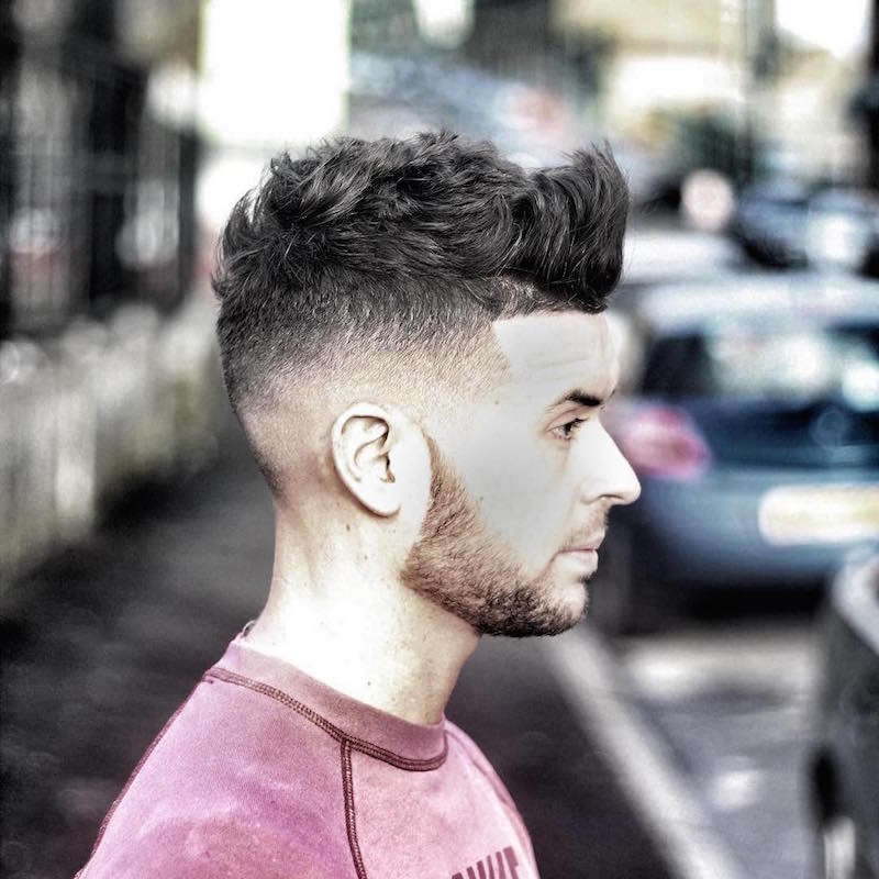 ryancullenhair_and textured hair mens hairstyle
