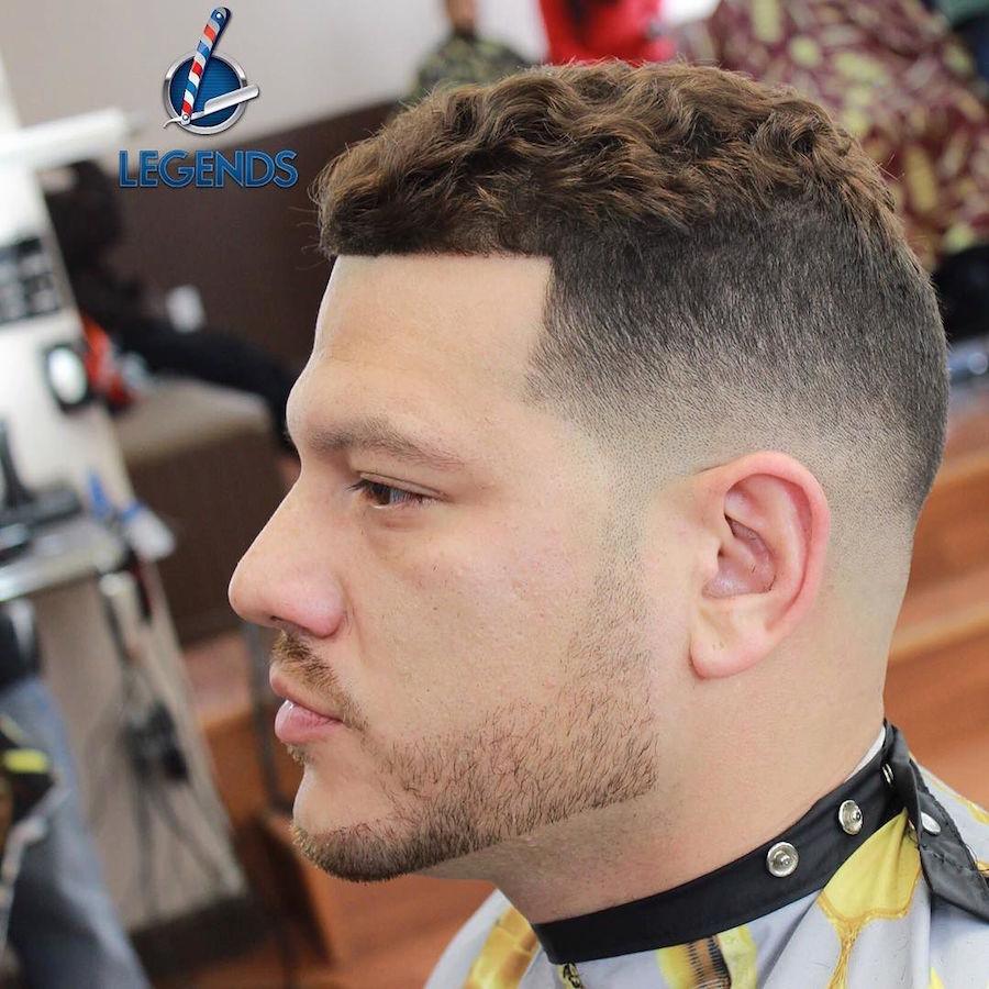 Remarkable 11 Cool Curly Hairstyles For Men Men39S Hairstyle Trends Short Hairstyles For Black Women Fulllsitofus