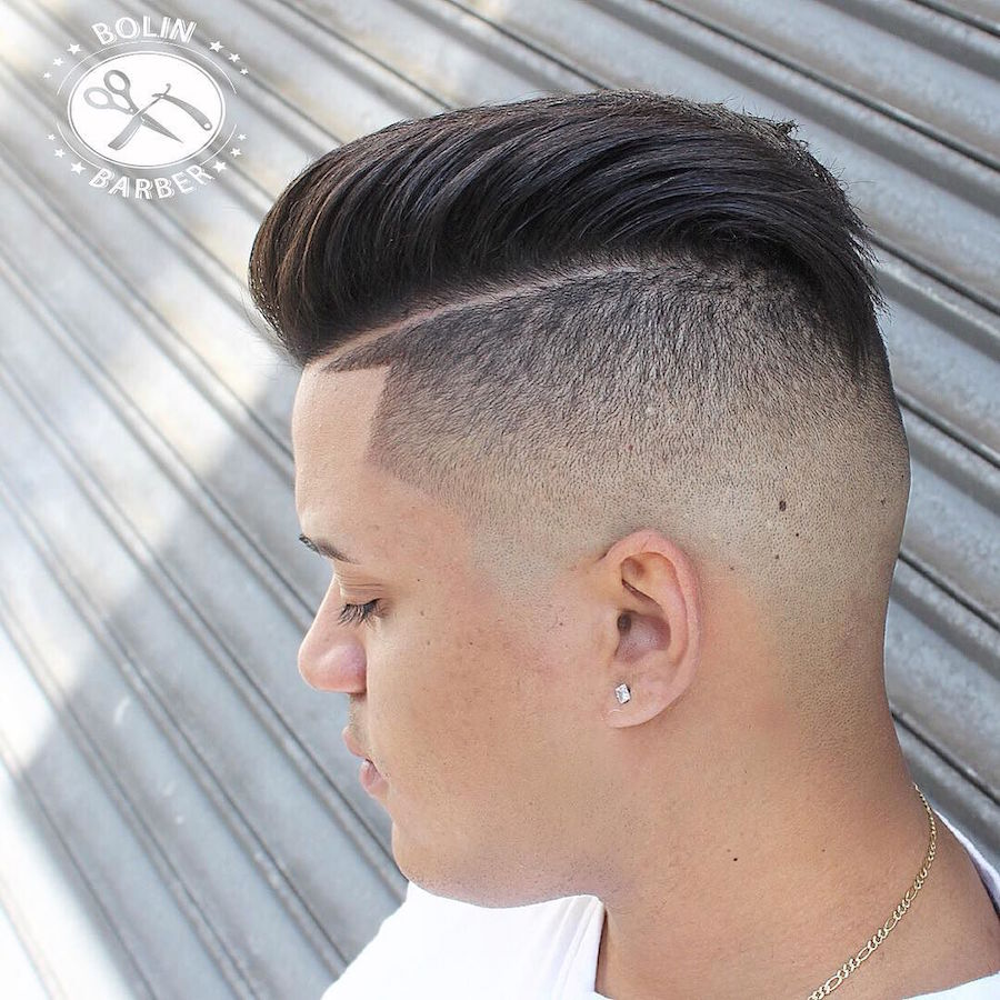 bolinbarber_and undercut fine hard part pomp