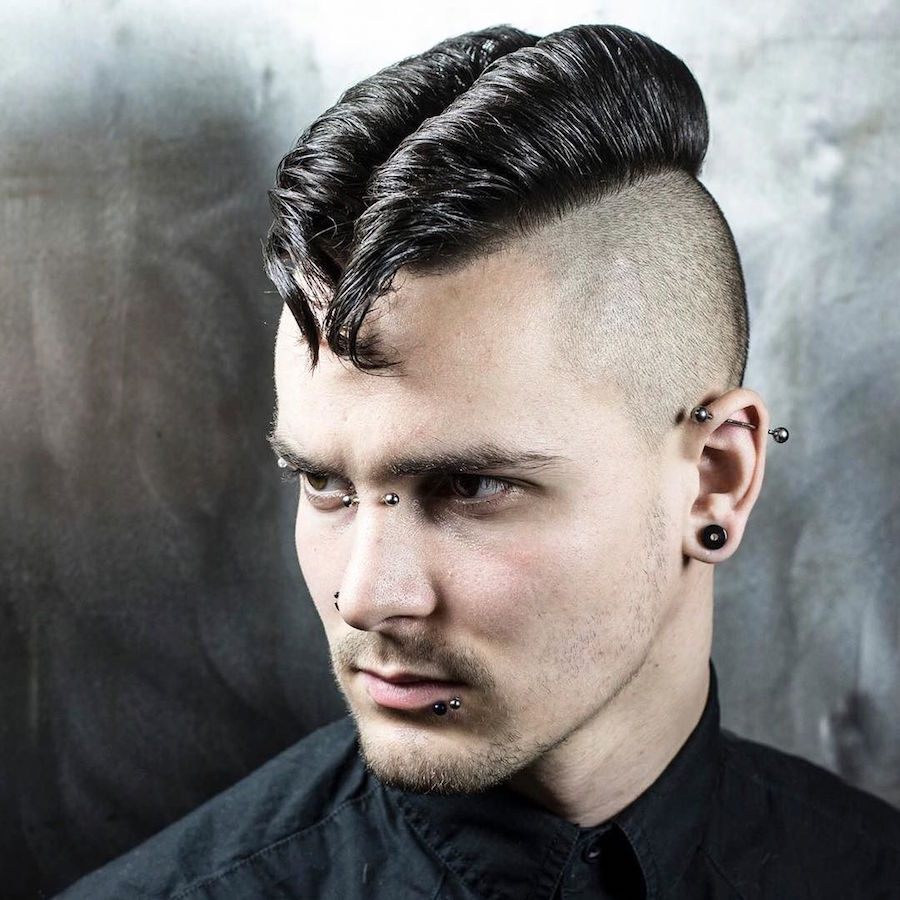 Braid Barbers Uk Men S Hairstyle Trends