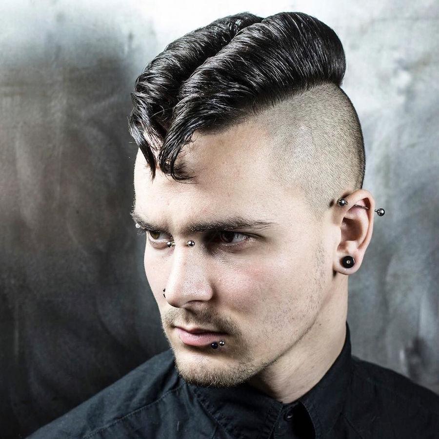 Fantastic Braid Barbers Uk Men39S Hairstyle Trends Hairstyles For Men Maxibearus