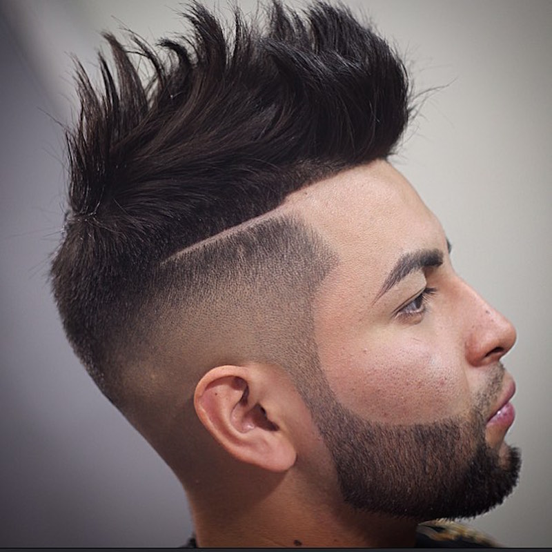 Super 15 Best Hairstyles For Men With Thick Hair For 2016 Men39S Short Hairstyles For Black Women Fulllsitofus