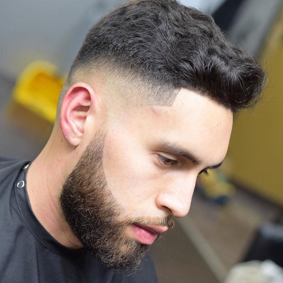 eddie_rtb_and mid fade curls cut short