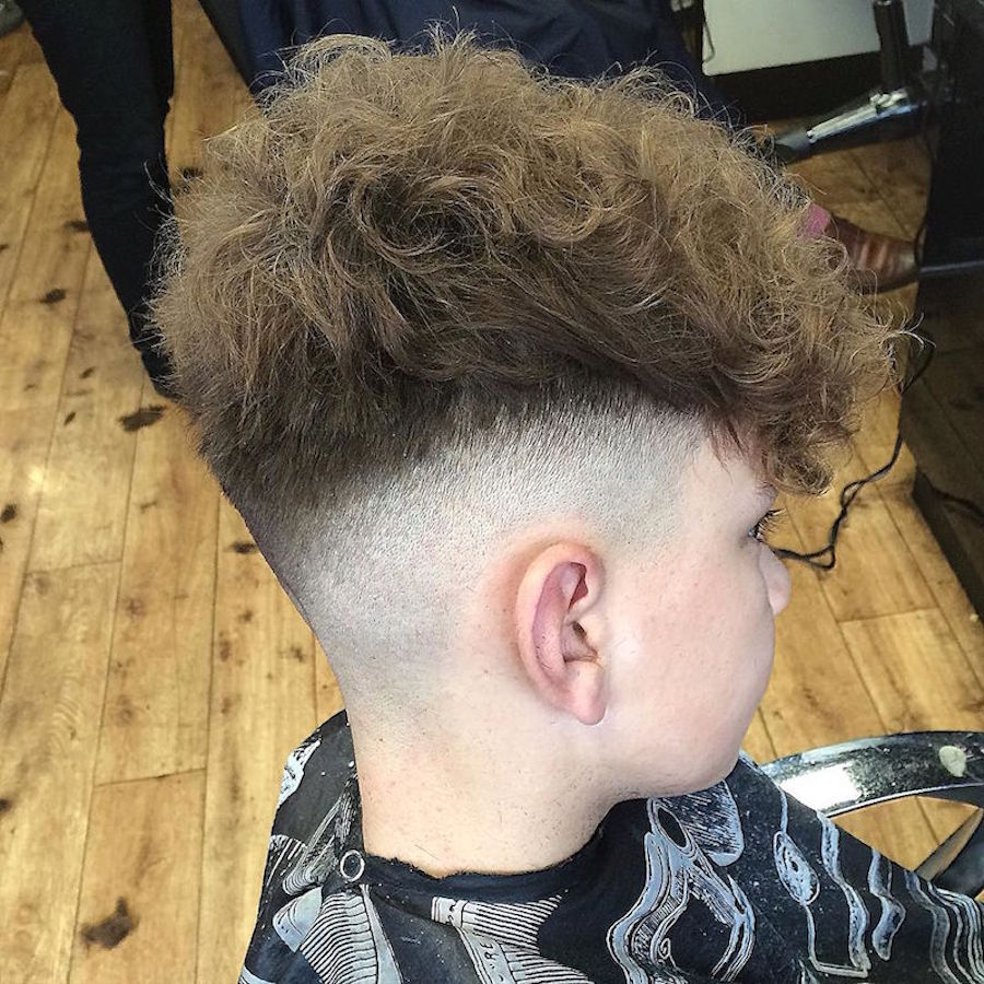 eddybuck_dcg_and cool curly hair fade