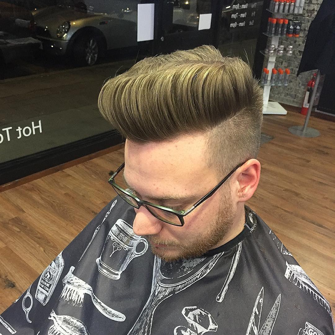 egobarbers_and pomp high fade haircut