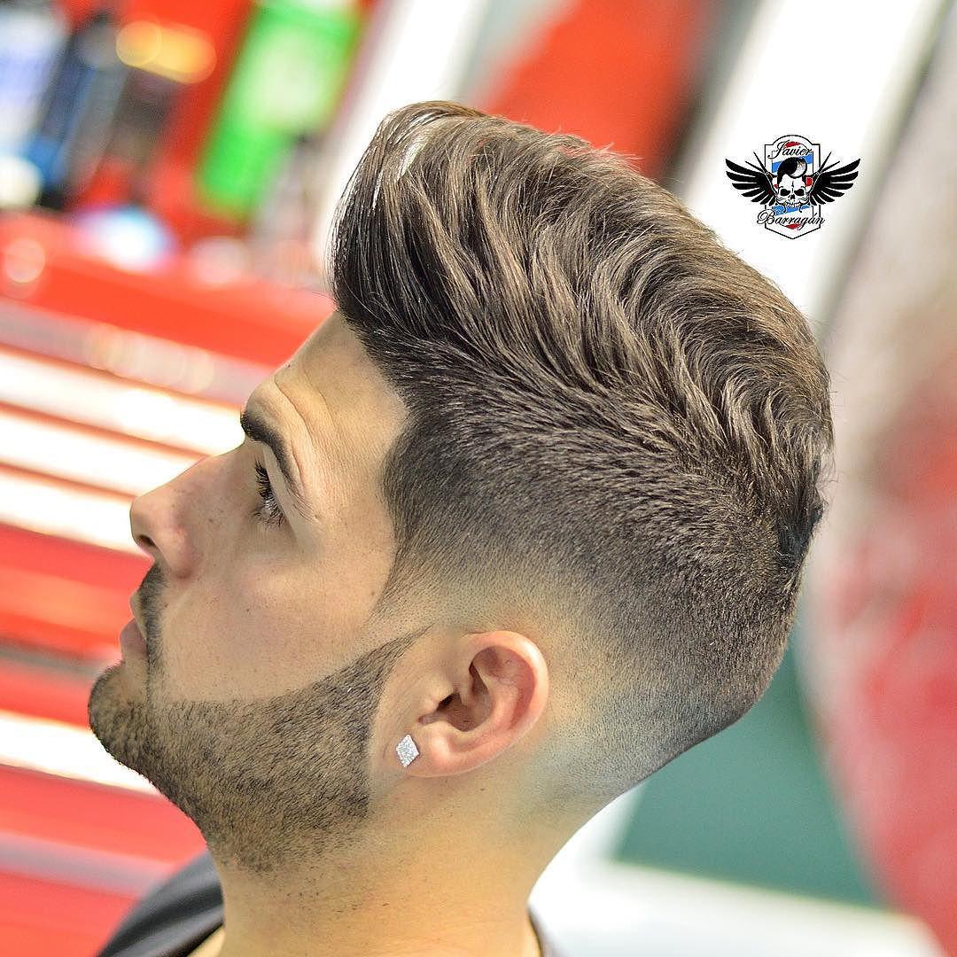 Причёска дракон мужская