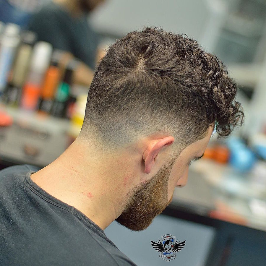 Excellent 11 Cool Curly Hairstyles For Men Men39S Hairstyle Trends Short Hairstyles For Black Women Fulllsitofus