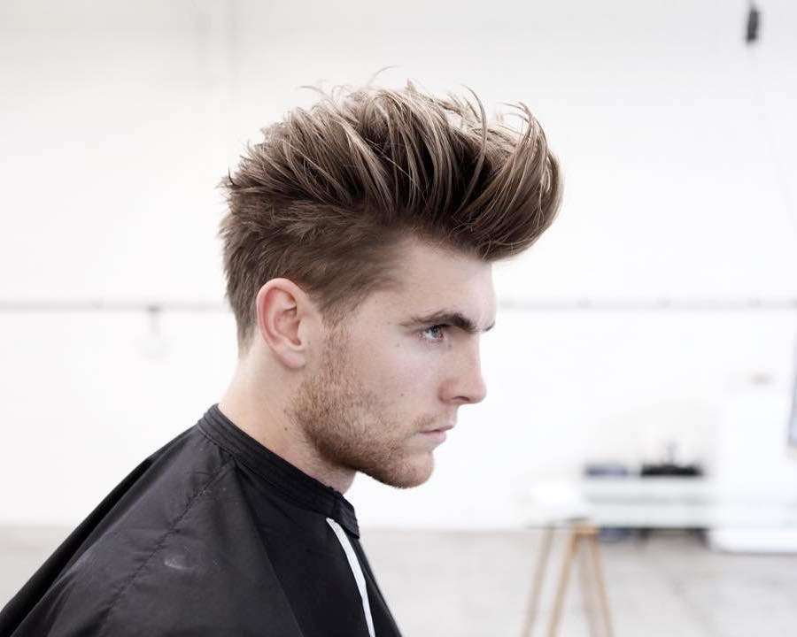 Pompadour Haircut Length : 60 new haircuts for men 2016