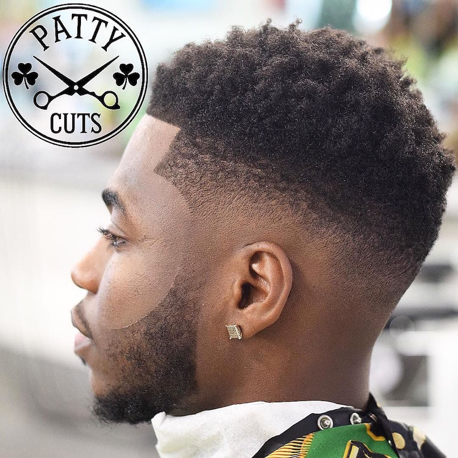 patty_cuts_and fresh clean skin fade