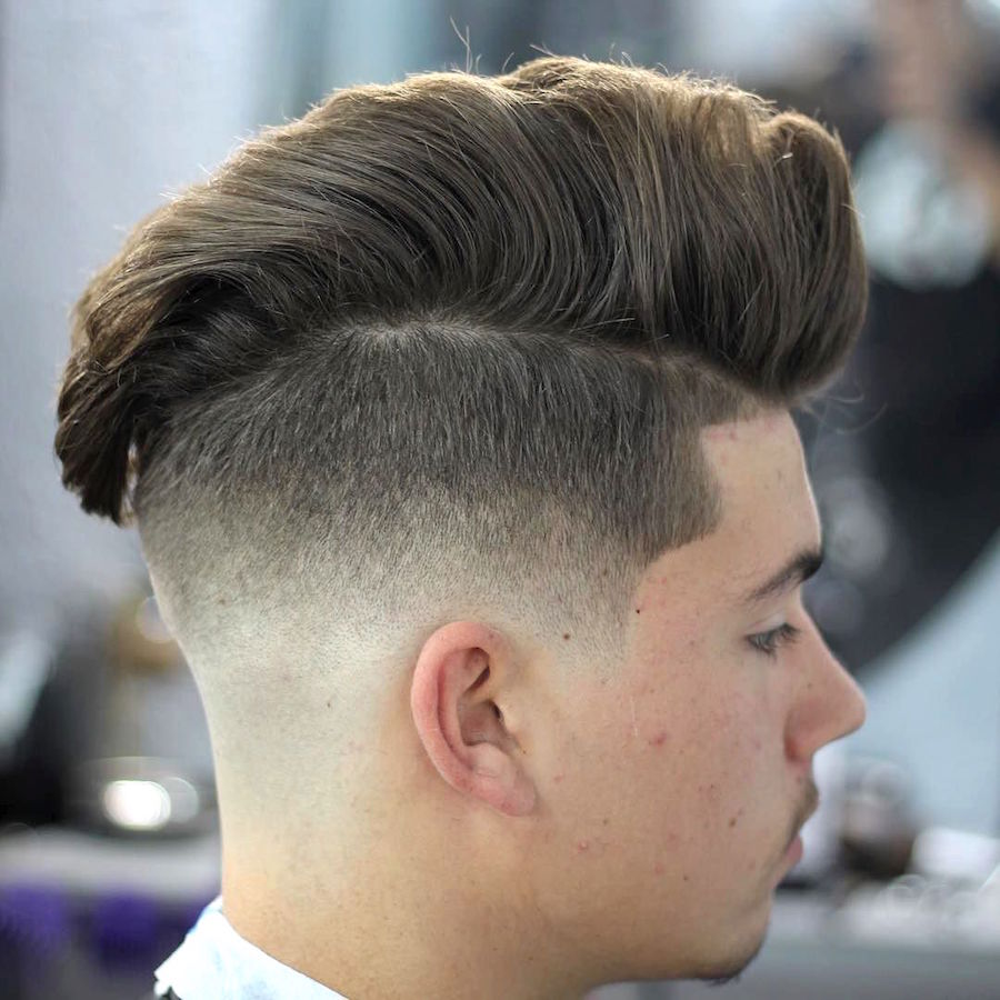 stevetrujillo_and high fade big volume pompadour
