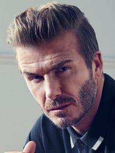 David Beckham Hair 2016