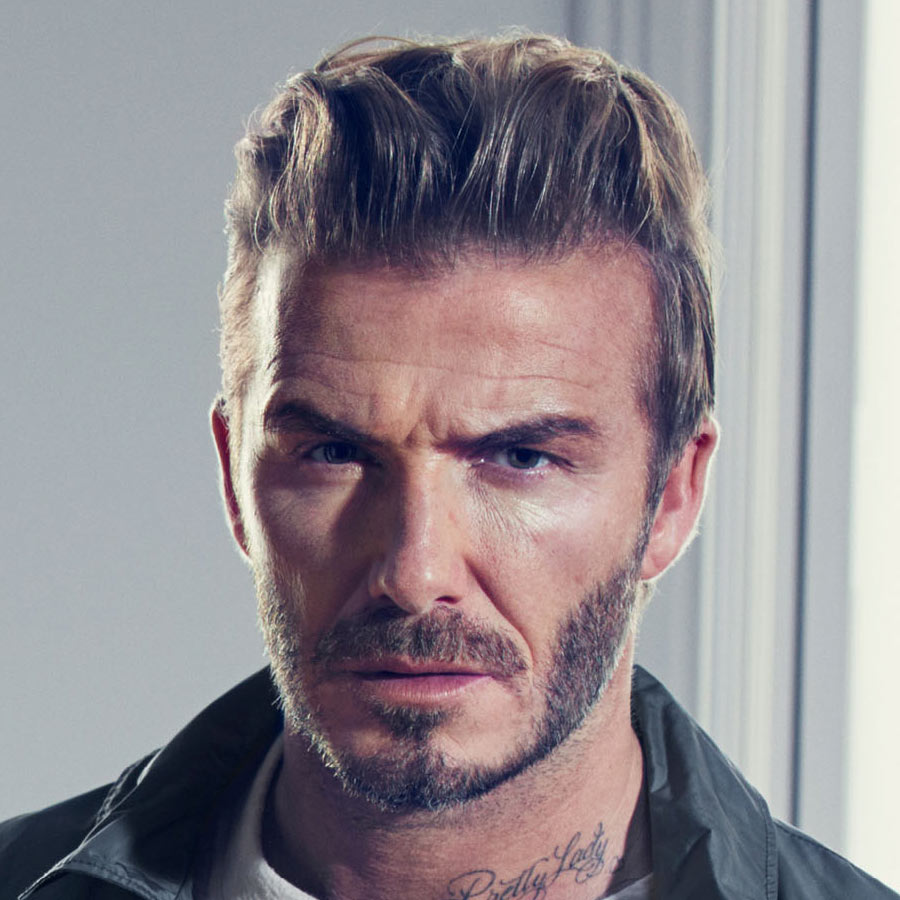 David Beckham Haircut 2016 Tutorial - Life Style By ...