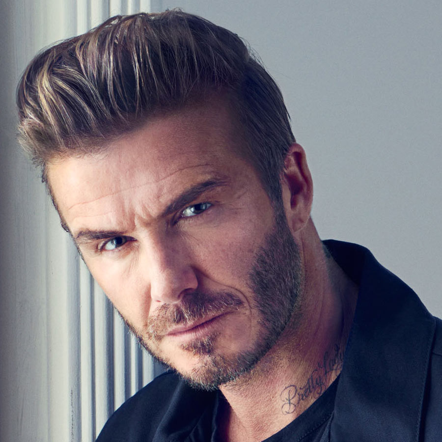 David Beckham Hair Mens Hairstyle Trends - Latest hairstyle of beckham