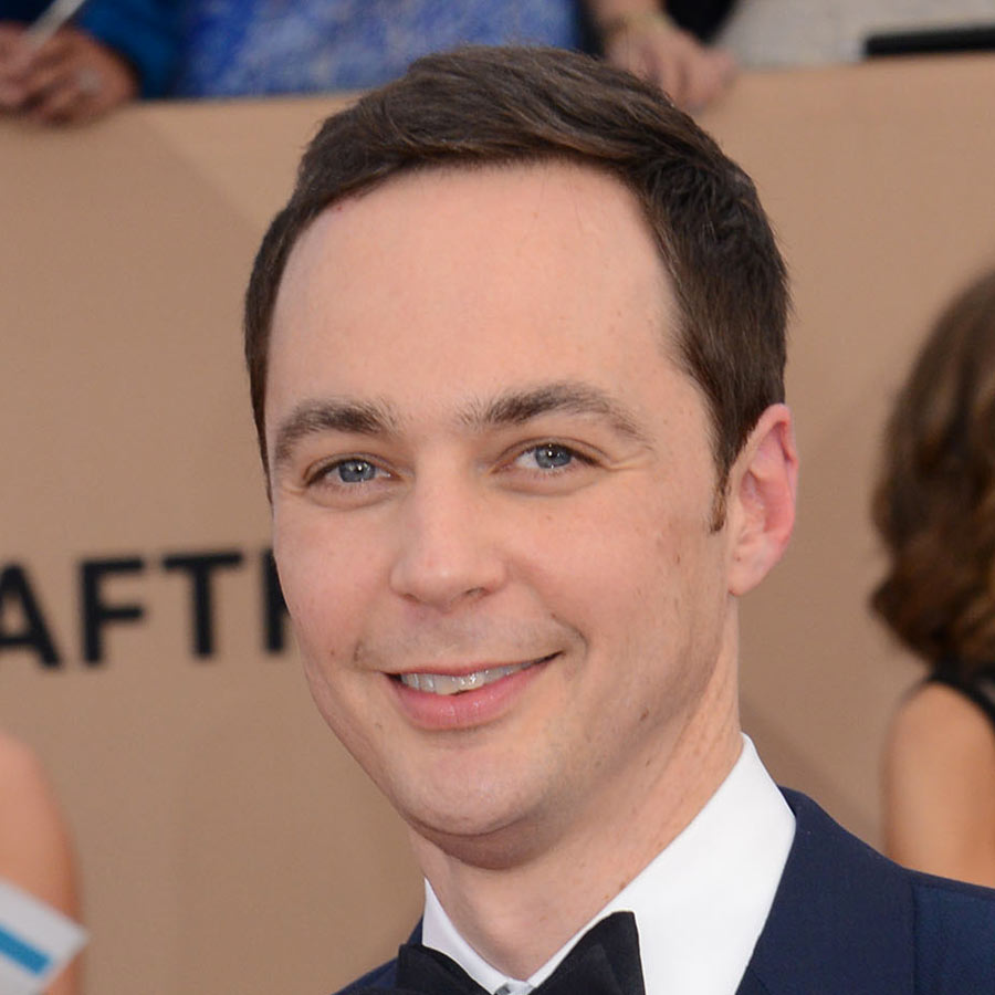 Jim-Parsons-Sheldon-Hairstyles-for-High-Forehead-Men-Getty