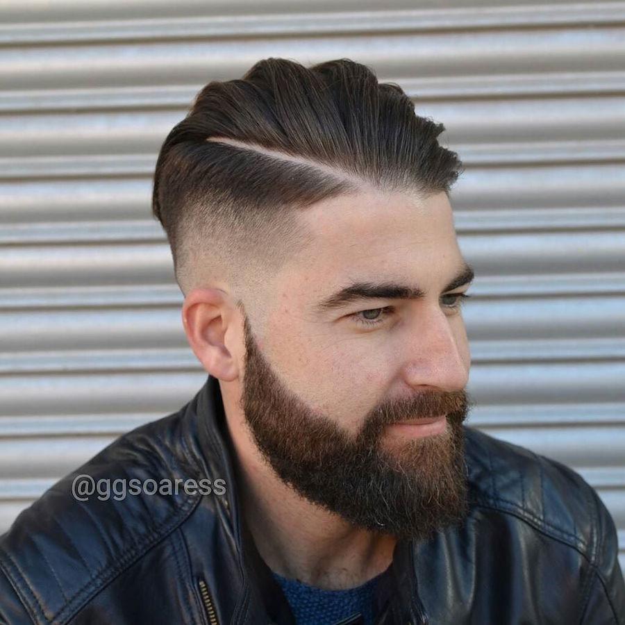 ggsoaress_and hard part medium hair on top