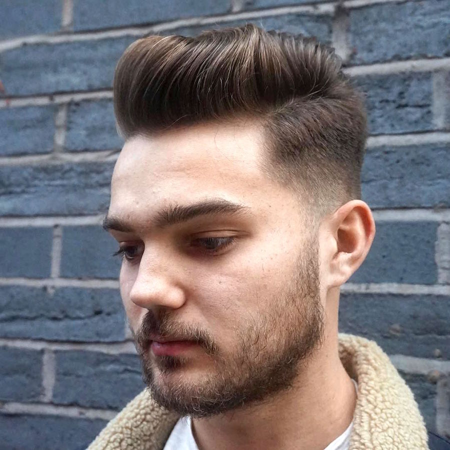 Medium Hairstyles For Men and very easy